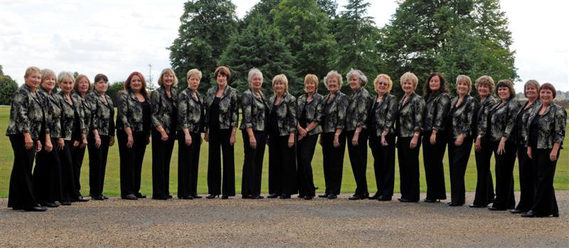 Swift Singers Mezzo-sopranos