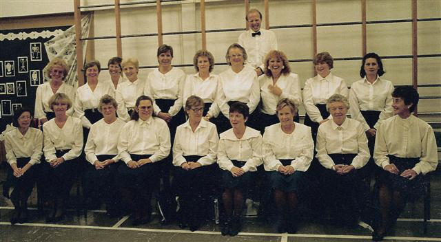 Swift Singers Our First Concert